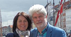 Angelika und Rudolf Vögele, Kursleitung