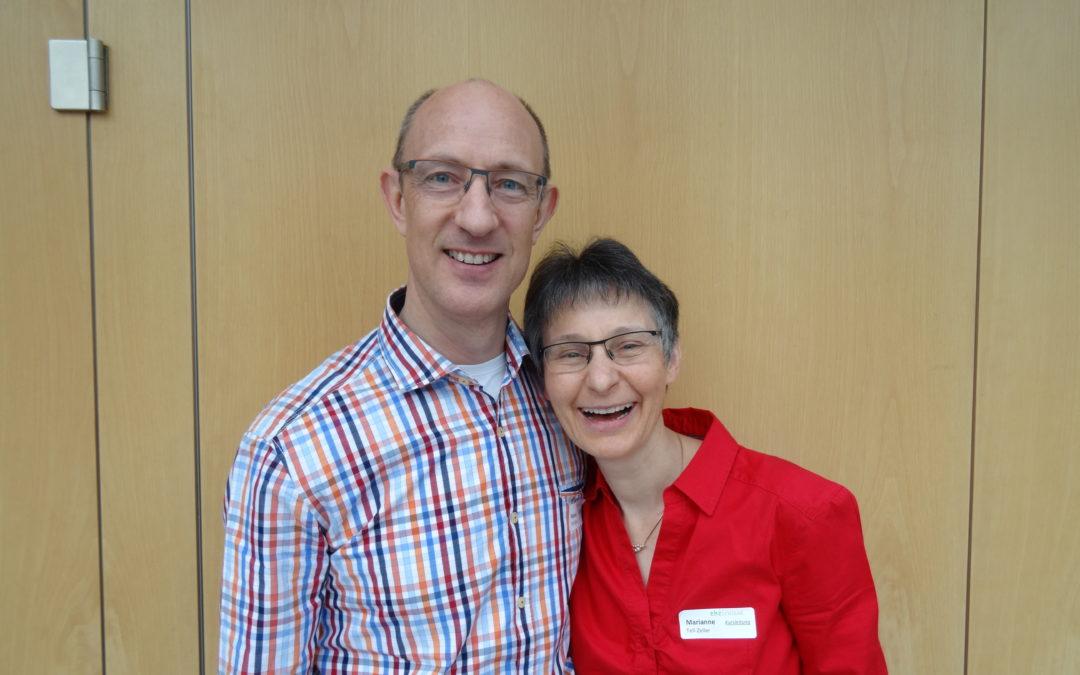 Marianne und Roland Tell-Zeller, Kursleitung